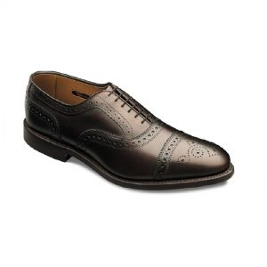 ALLEN EDMONDS STRAND DARK BROWN