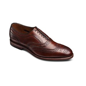 ALLEN EDMONDS MCALLISTER DARK CHILI