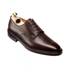 CROCKTT & JONES ASHDOWN DARK BROWN COUNTRY CALF