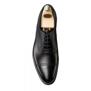 CROCKTT & JONES BARRINGTON 2 BLACK