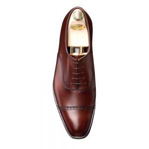 CROCKTT & JONES Belgrave chestnut antique