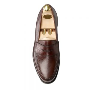 CROCKTT & JONES BOSTON DARK BROWN COUNTRY