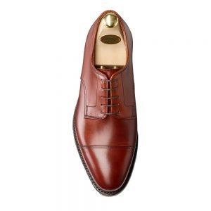 CROCKTT & JONES BRADFORD CHESTNUT CALF