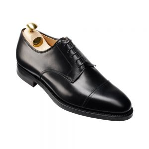 CROCKTT & JONES BRADFORD BLACK CALF