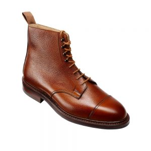 CROCKTT & JONES CONISTON TAN SCOTCH GRAIN