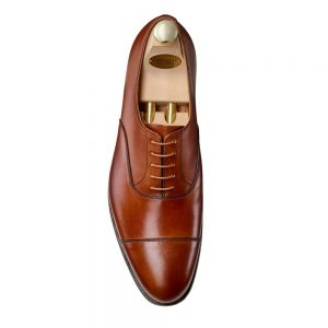 CROCKTT & JONES DORSET TAN CALF