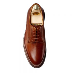 CROCKTT & JONES GRASMERE TAN GRAIN