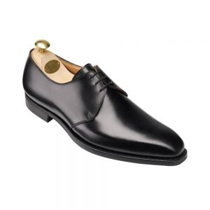 CROCKTT & JONES HIGHBURY BLACK CALF