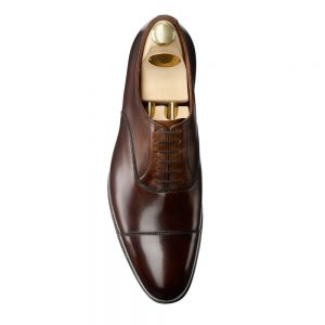 CROCKTT & JONES LONSDALE DARK BROWN ANTIQUE