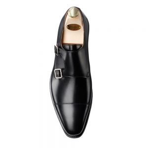 CROCKTT & JONES LOWNDES BLACK CALF