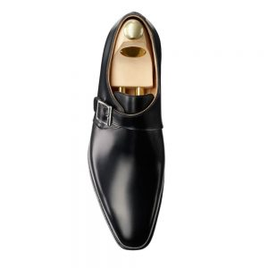 CROCKTT & JONES MONKTON BLACK CALF