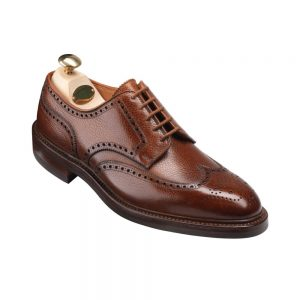CROCKTT & JONES PEMBROKE TAN GRAIN
