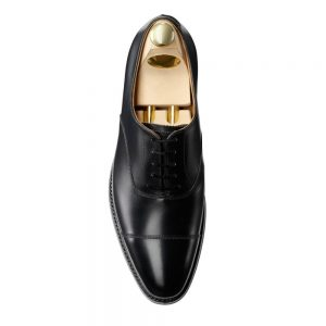CROCKTT & JONES RADSTOCK BLACK CALF