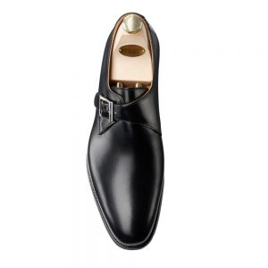 CROCKTT & JONES SWINDON BLACK CALF