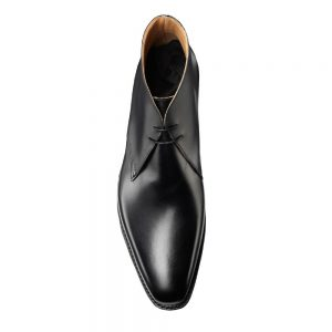 CROCKTT & JONES TETBURY BLACK CALF