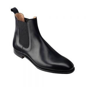 CROCKTT & JONES BONNIE BLACK CALF