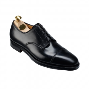 CROCKTT & JONES BRADFORD BLACK CORDOVAN