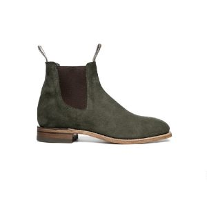 R.M.WILLIAMS CRAFTSMAN G KHAKI SUEDE