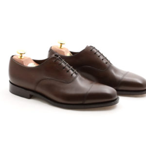 LOAKE 1880 ALDWYCH DARK BROWN CALF