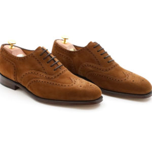 LOAKE 1880 BUCKINGHAM POLO SUEDE