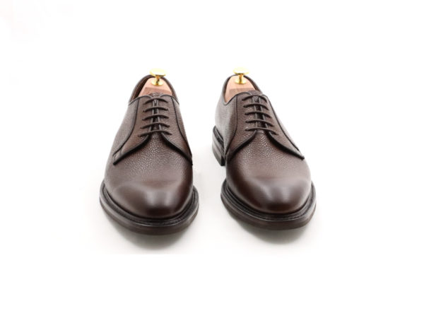 Loake 1880 Troon Rosewood Grained Calf-1