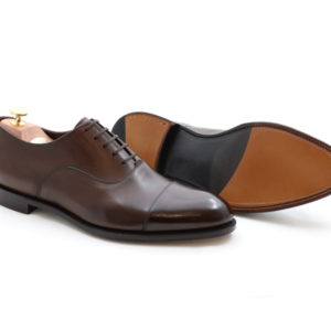 LOAKE 1880 EXPORT GRADE HANOVER COFFEE BROWN